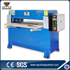 High quality manual leather/pvc/foam wall panels cutting press machine