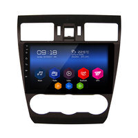 10.1 inch Android 7.1 car Stereo with gps system 3g network WIFI mirror link for SUBARU Forester 2014