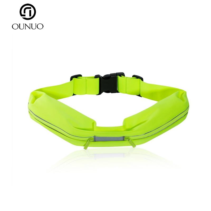 Candid Men Women Waist Belt Running Bag Breathable Multifunctional Unisex Sport Cycling Waterproof Sweatproof Waist Pack 2018 Hot Sale Buy Now Emergency Kits