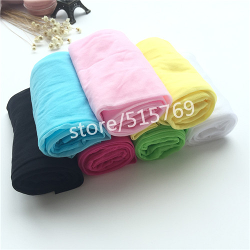 New Summer Fashion Children Girls Stockings Silk Candy Colors Children Tights Pantyhose Dancing Stockings