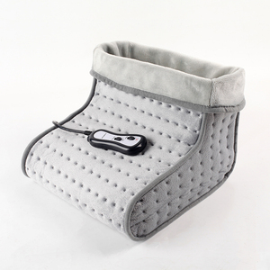 Low-Voltage CE/GS Approved Electric Heated Foot Warmer with Massage for European Market