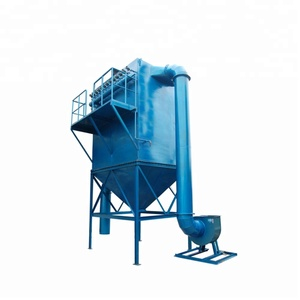 Industrial Vacuum Cleaner Bag Type Pulse Dust Collector