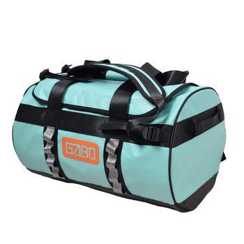 35l Custom Pvc Tarpaulin Trendy Waterproof Bicycle Travel Backpack ... 29c73dba38a11