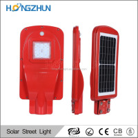 10w 20w high power outdoor IP65 3years warranty solar led street light led light