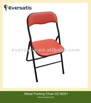 metal folding chair buy chair red metal folding chairs cheap metal