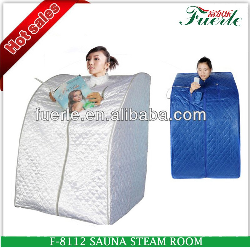 High quality soft stain dry clean steam room portable infrared sauna infrared sauna room