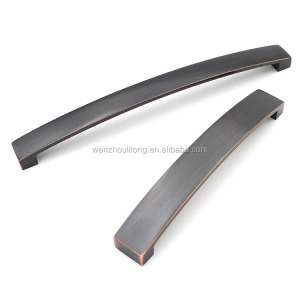 LILONG furniture hardware modern furniture designer delicate aluminum furniture cabinet handle