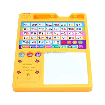 Abc Learning Pad For Kids - Buy Children Books With Sound Effects,Push  Button Sound Module For Toy,Push Button Sound Module Product on Alibaba com