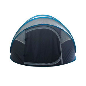 Customized logo pop up camping tent Waterproof Travel tent line support Outdoor Camping Tent