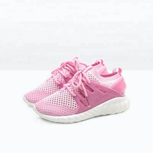 2018 봄 및 <span class=keywords><strong>여름</strong></span> 새 도매 girls sports shoes pink running shoes