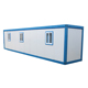 Prefabricated Container House / 40ft Mobile Modular Container Housing Unit