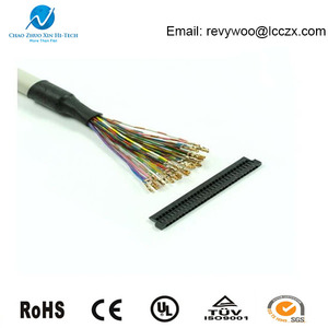 lcd video cable ipex lvds cable lcd screen flex cable for phone