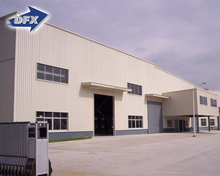 Alibaba China Manufacture Prefab Steel Warehouse Designs For Kenya