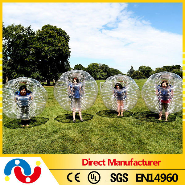 Good design crazy inflatable human hamster ball,bumper bubble ball,inflatable giga ball