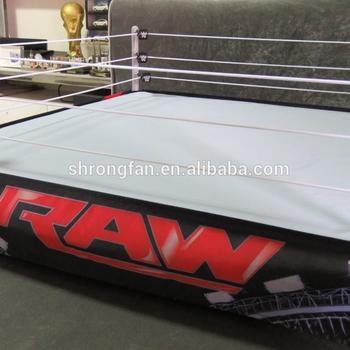 Forderung Produkt Wrestling Ring Rock Tuch Banner Fur Sport Buy Wrestling Ring Wrap Banner Wrestling Banner Forderung Produkt Banner Product On