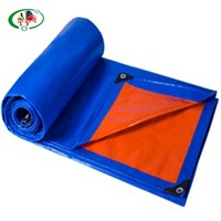 100% raw material poly tarp truck cover
