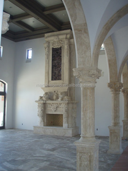 Beautiful Decorative For Home And Hotel Stone Legant Round
