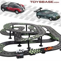 Electric Toy Race Track