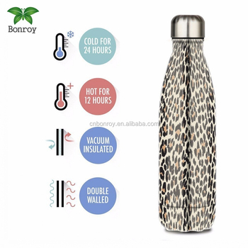 a01fdfb248b Wellness Insulated Electroplated Finish Double Wall Vacuum Sealed Stainless  Steel Water Bottle