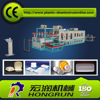 PS foam box making machine high quality Eps Shape Molding Machine For Insulated Concrete Forms