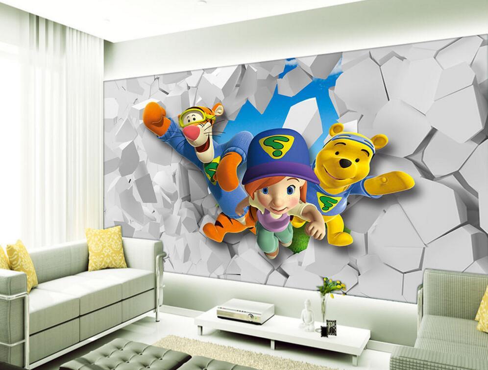 Venta al por mayor murales decorativos para salas compre for Murales decorativos pared baratos