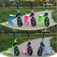 Best quality factory price vintage children kick scooter for europe sale