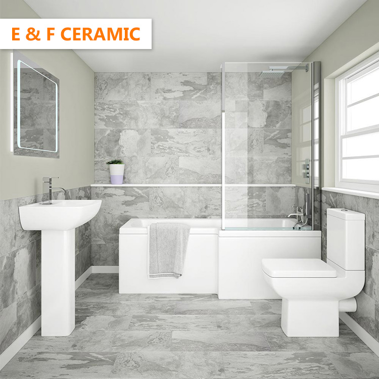 Eiffel Matte Rustic Ceramic Flooring Tile For Bathrooms Textured