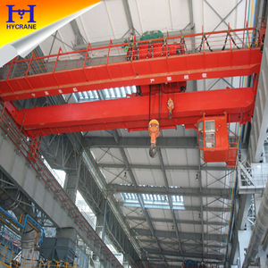 HY brand in material stocks 20 ton overhead crane