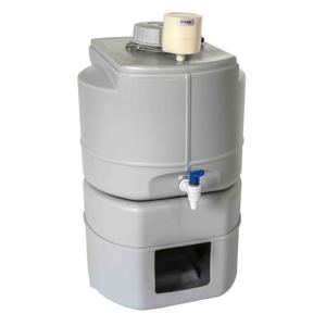 Molecular External Plastic water tank for 30L/80L/120L reverse osmosis lab pure water machine