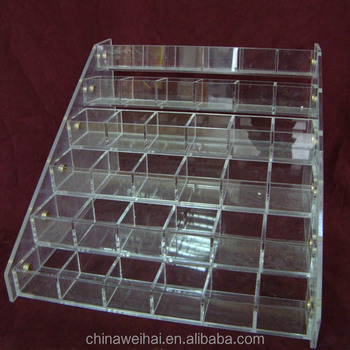 Clear Acrylic Small Counter Display Racks Buy Small