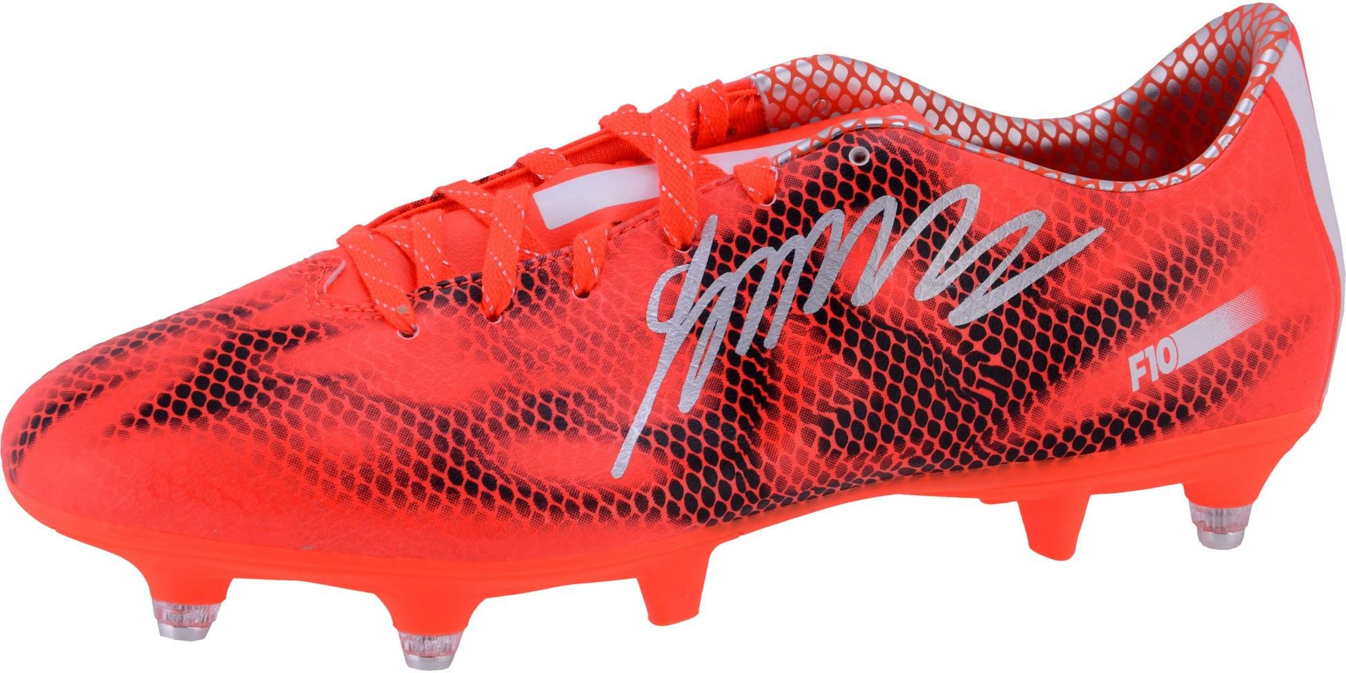 41563ecff Buy James Rodriguez Real Madrid Autographed Orange Adidas Soccer Cleats - Fanatics  Authentic Certified - Autographed Soccer Cleats in Cheap Price on ...