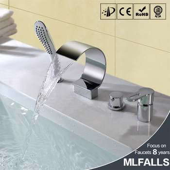 Bathroom Faucet Installation wholesale china import bathtub faucet installation,side mounted