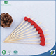 China Supplier Wood Beads Cocktail Party Bully Sticks for Fruit Pick