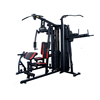 Commercial 5-Stations Function training equipment multi gym exercise stations