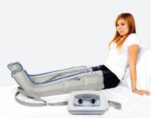 Air Compression Garment - Full Leg, Half Leg, Arm, Waist, Extender Etc (Full Leg Garment (L) - Pair)
