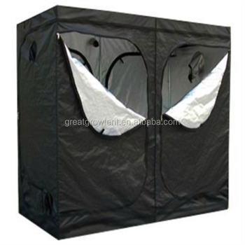 240x120x200cm 1680D roof qube easy used mylar grow tent  sc 1 st  Alibaba & 240x120x200cm 1680d Roof Qube Easy Used Mylar Grow Tent - Buy ...
