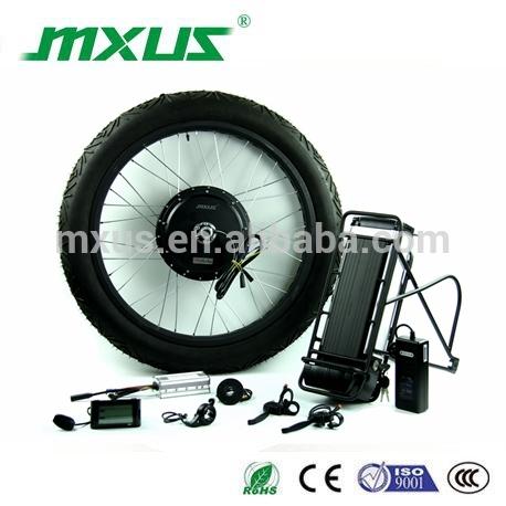לMXUS 3k 3000W גבוהה מומנט חשמלי אופניים מנוע ebike המרות