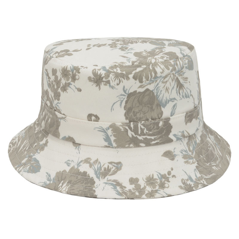 Summer Bucket Hat for Women Boonie Floral Bucket Hats Hunting Fishing Cap Fashion Hiking Fisherman Caps Bob Sun Cap Goldtop