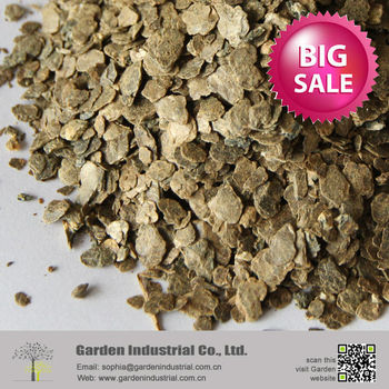 Raw Vermiculite Gold Price Powder Tile Product On Alibaba