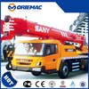 SANY STC250C 25t crane spare parts telescopic camera cranes