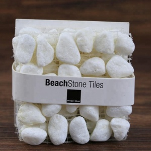 Hot sale custom high-quality beach stone style drink coasters