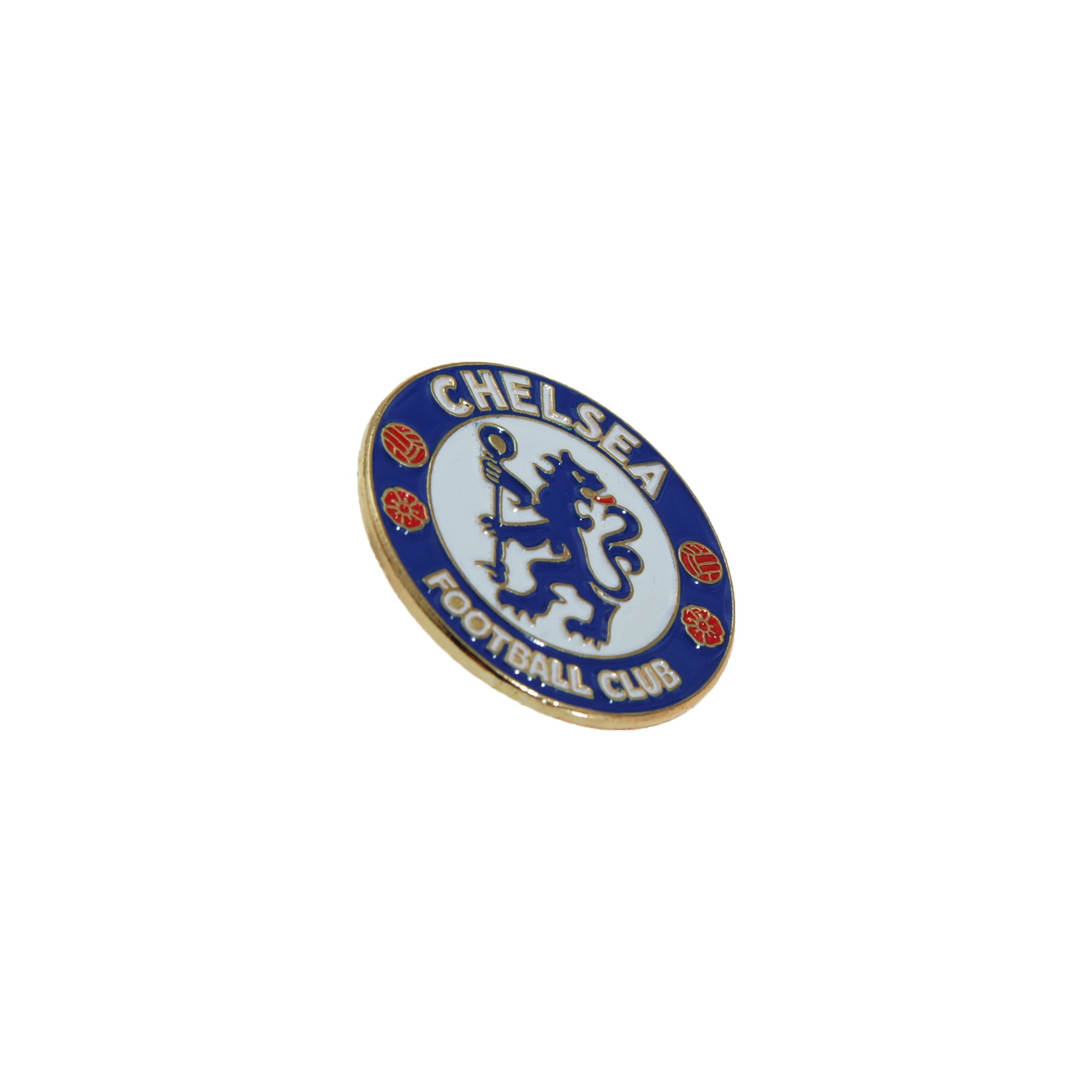 Chelsea FC Official Metal Football Crest Pin Badge