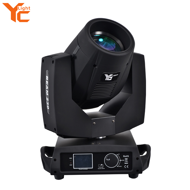 New arrival 8 facets prism sealed beam moving head light with good selling