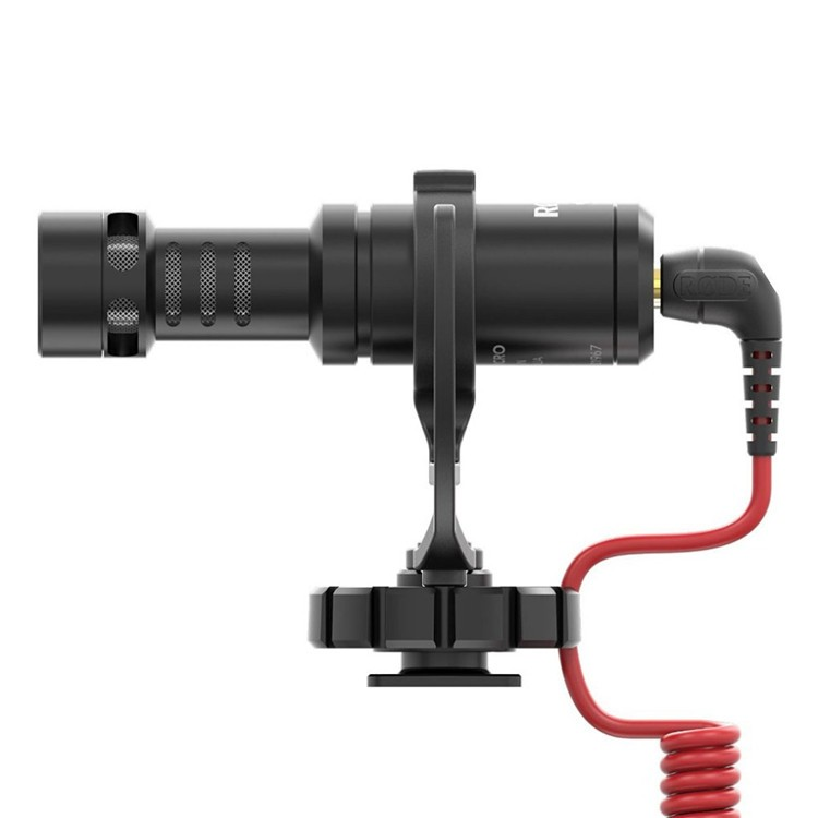 Camera Microfone Rode Microphone Recording Studio Equipment For Nikon DSLR