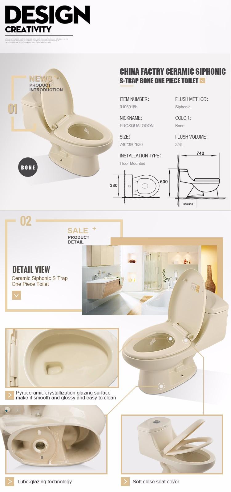 Toilettes Os Couleur Cuvette Des Toilettes Buy Product On Alibaba Com