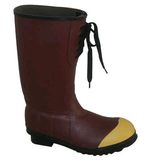 Rubber Material Industrial Mud Men Work Boots,Rubber Safety Boots ...