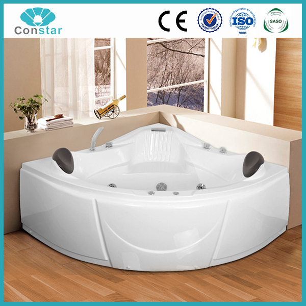 cheap clear spa tub bath tub acrylic air combo massage whirlpool bathtub