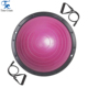 useful gymnastics equipment exercise pump Colorful Yoga half fitness ball