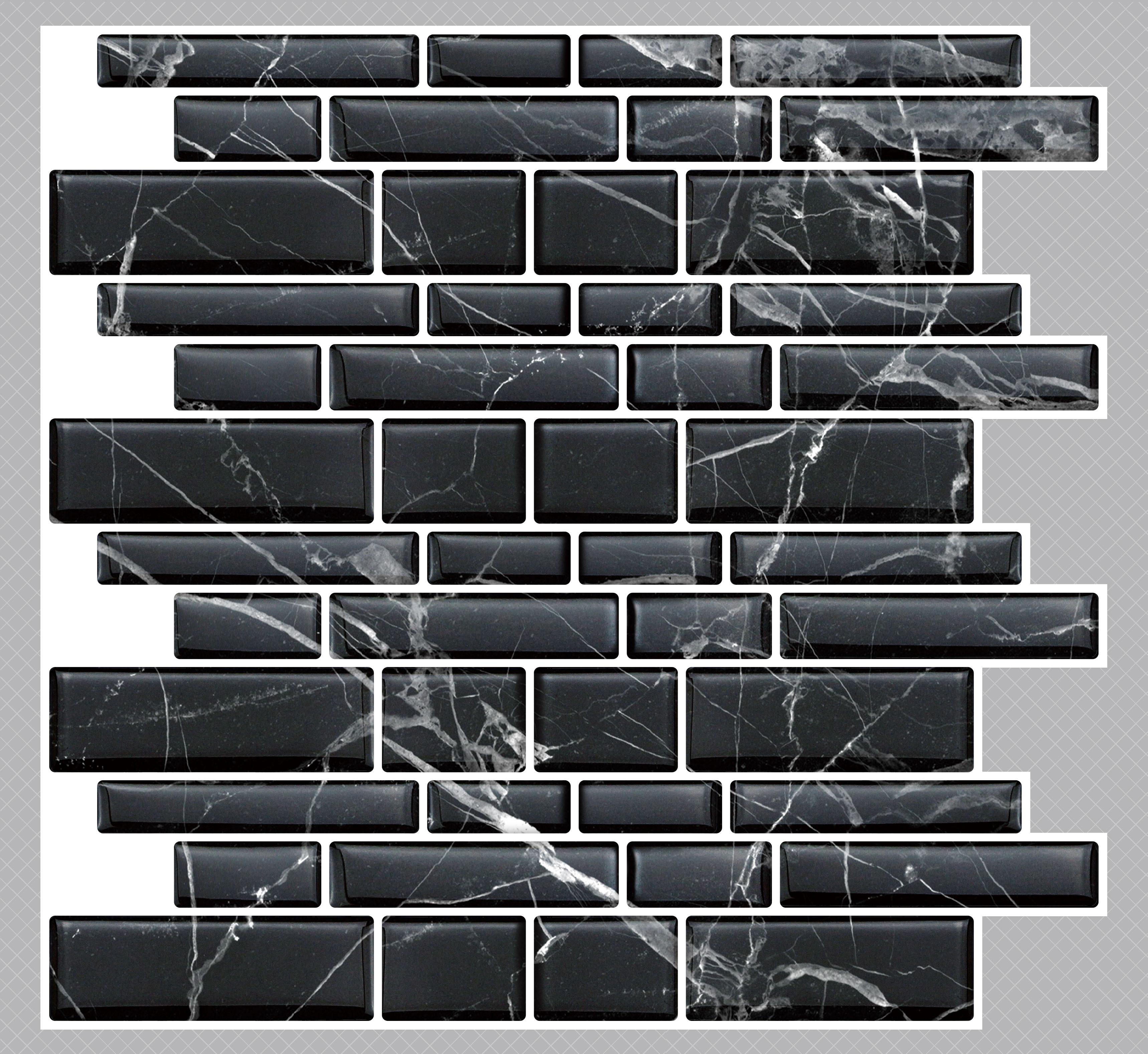 - Multiple Colors 3d Brick Self-adhesive Tile - Buy Self-adhesive
