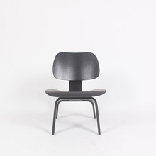 CH054 black LCW chair lounge chair in livingroom